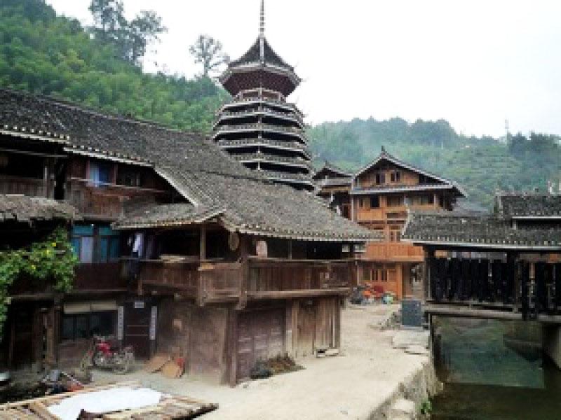 kampung purba china wajib dilawati pegawai kerajaan