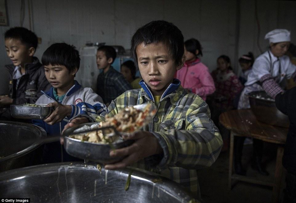 kanak kanak kelaparan