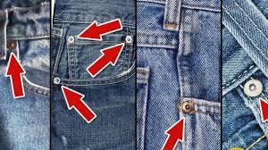 kancing seluar jeans