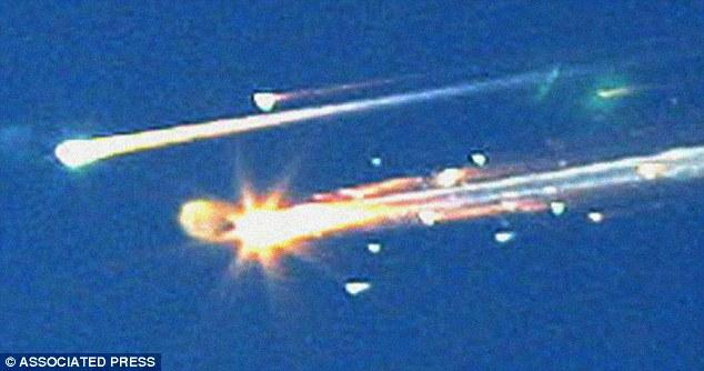 kapal angkasa columbia meletup