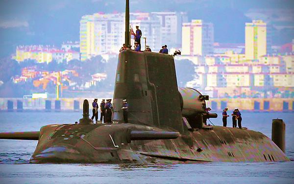 kapal perang paling power canggih