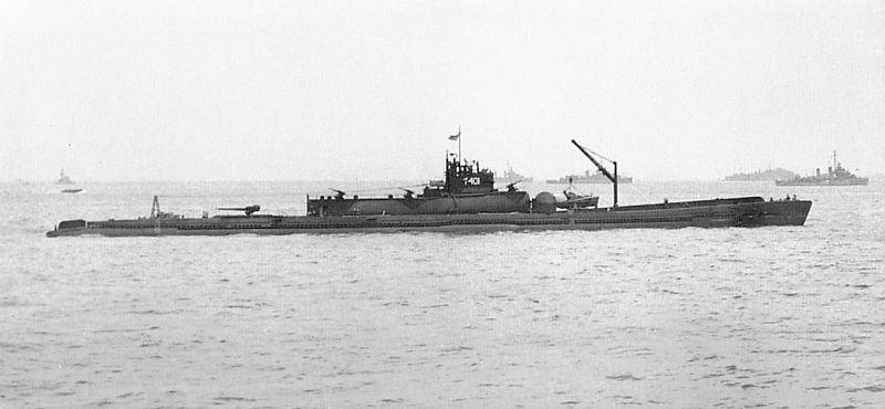 kapal selam jepun