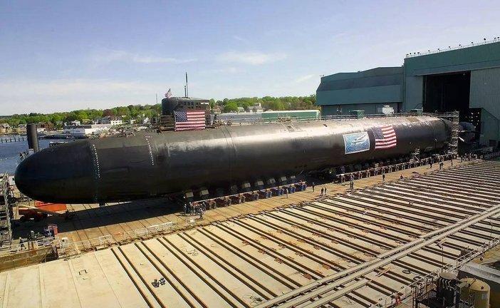 kapal selam kelas seawolf amerika syarikat