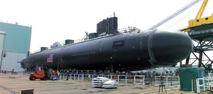 kapal selam nuklear amerika syarikat