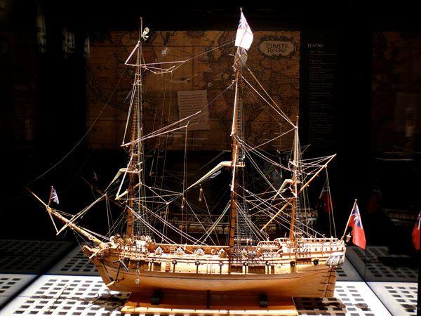 kapal whydah gally