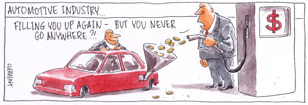 kartun sindir australia