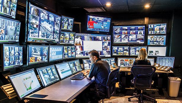 kawalan keselamatan monitor