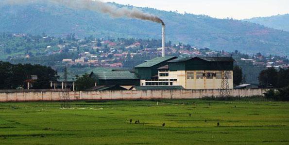 kawasan industri afrika