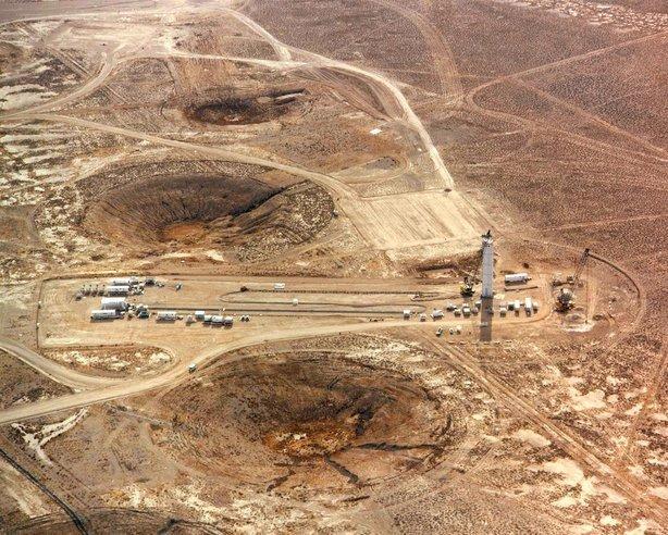 kazazhstan nuclear test site