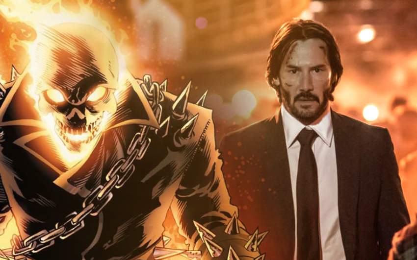 keanu reeves ghost rider