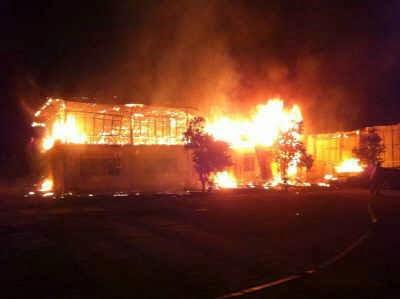 kebakaran tahfiz api marak