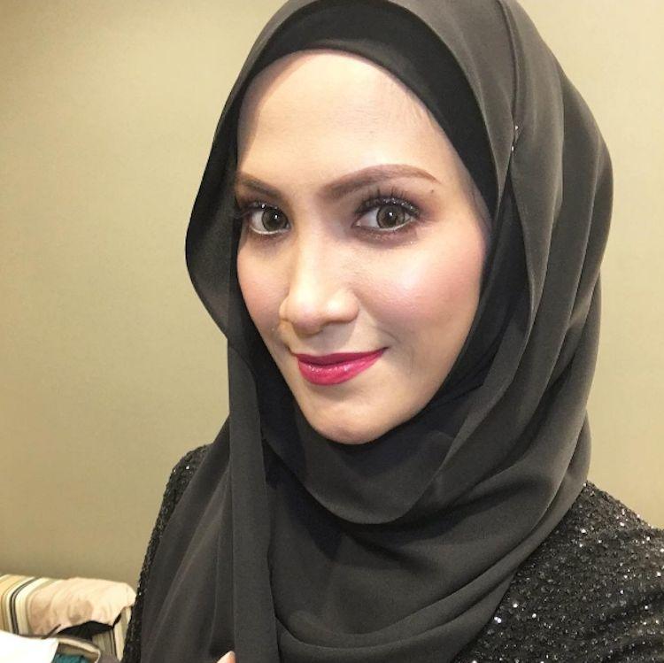 kecantikan asli sherry ibrahim