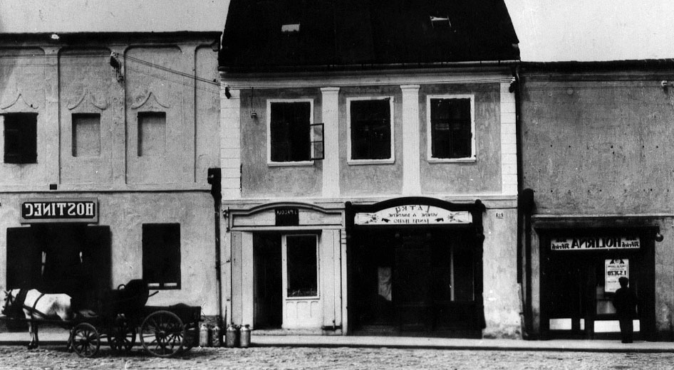 kedai bata pertama di dunia di zlin