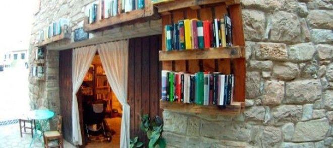 kedai buku cantik uruena sepanyol