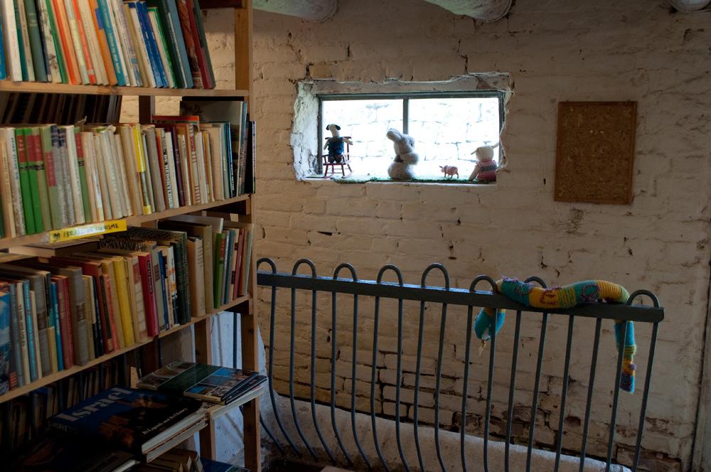 kedai buku kampung buku mundal norway