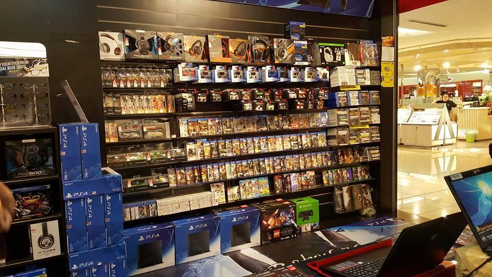 kedai permainan video di malaysia