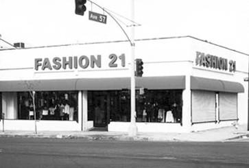 kedai pertama forever 21