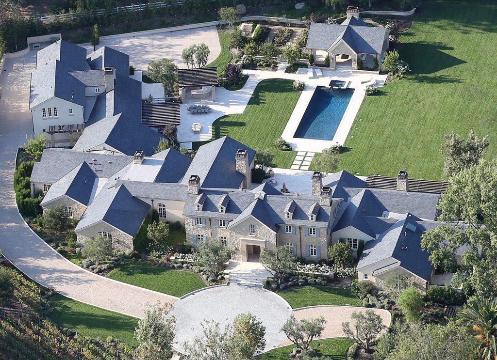 kediaman kardashian rumah dengan kawalan paling ketat di dunia