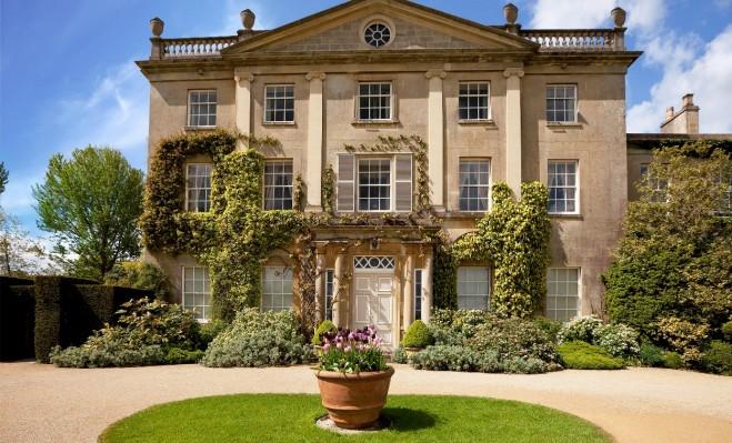 kediaman rasmi keluarga diraja britain british highgrove house