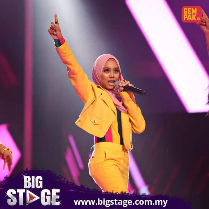 kedudukan penuh undian tik tok konsert big stage minggu keempat 2