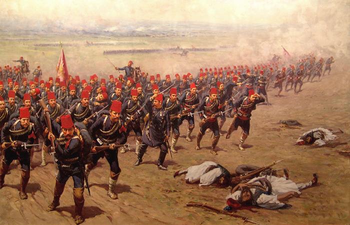 kejatuhan empayar turki uthmaniyah