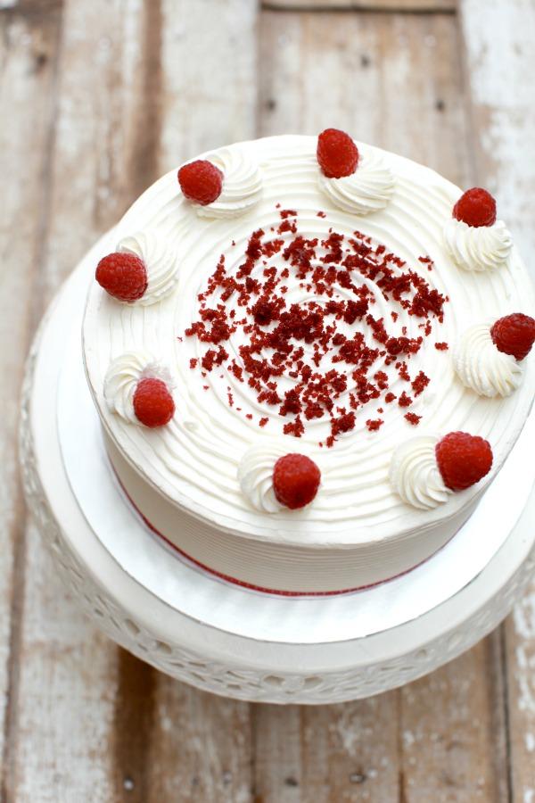 kek bulat kecil tapi tetamu ramai cara potong kek