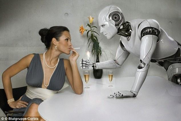 kekasih robot revolusi industri