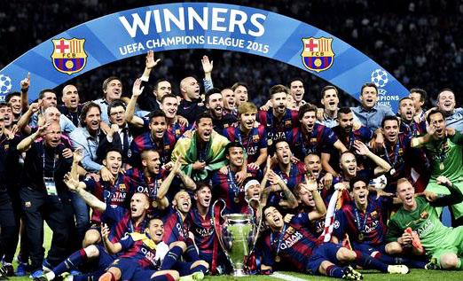 kelab bola sepak paling banyak memenangi trofi 6