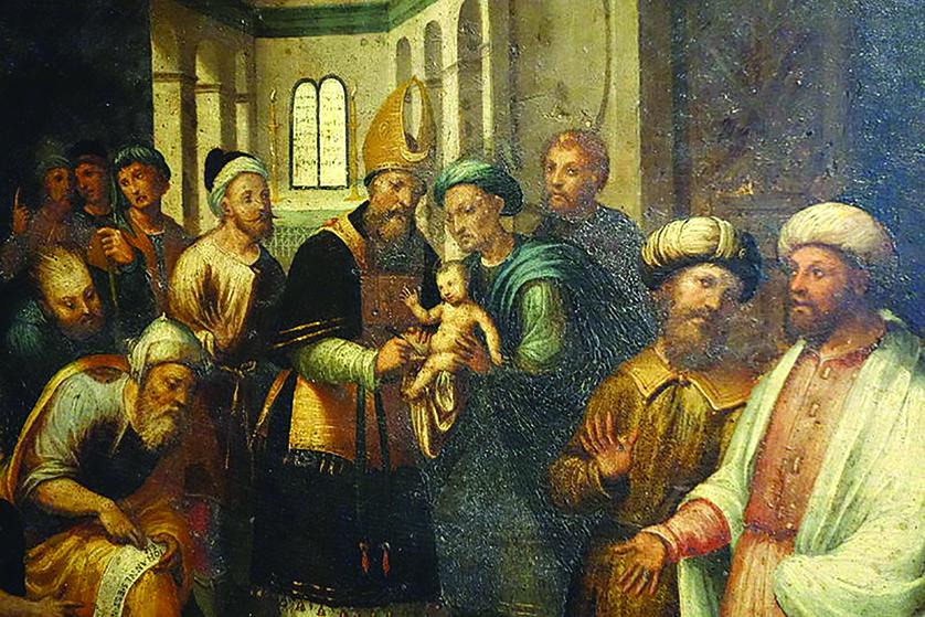 kelahiran john the baptist