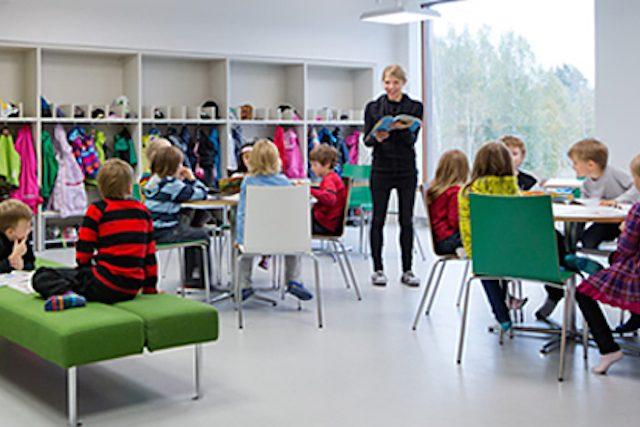 kelas finland