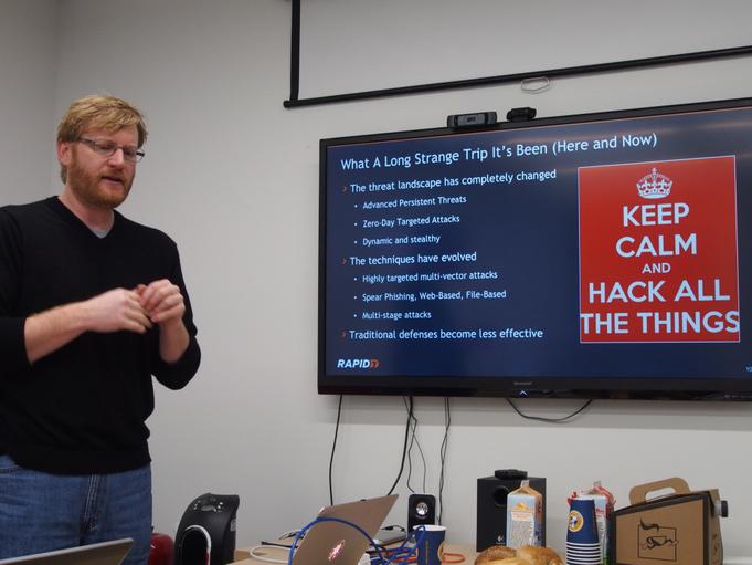 kelas hacking
