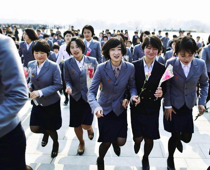 keluar dari korea utara melalui program pertukaran pelajar