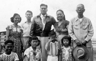 keluarga filipina dahulu kala