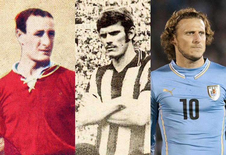keluarga forlan bola sepak uruguay