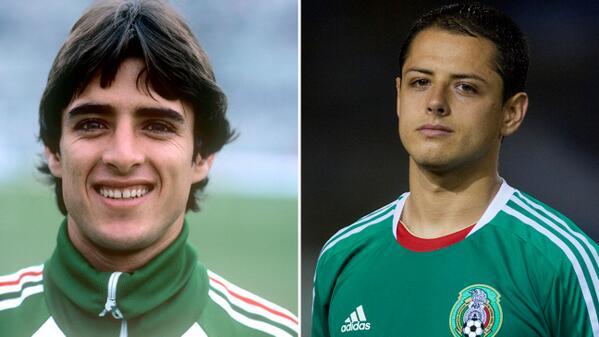 keluarga hernandez generasi pemain mexico