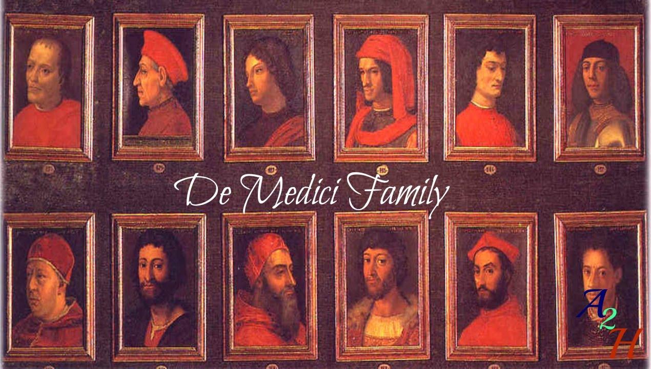 keluarga kaya raya medici bank pertama dunia