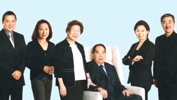 keluarga kaya sy filipina