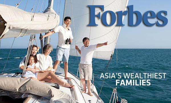 keluarga paling kaya di asia