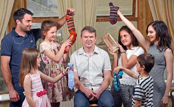 keluarga radford paling besar di united kingdom dengan 20 orang anak 31