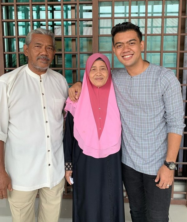 keluarga razman mahayuddin
