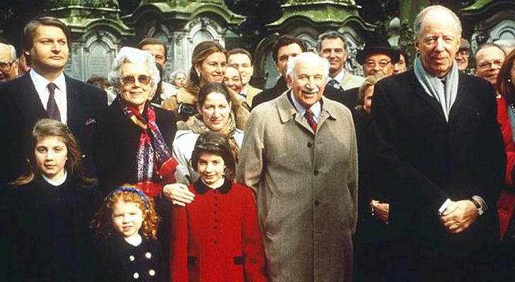 keluarga rothschild keluarga kaya dunia