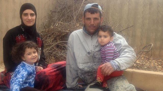keluarga tarek syria yang diselamatkan