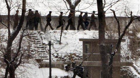 kem tahanan korea utara