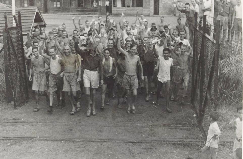 kem tahanan perang sekutu allied