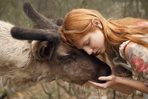 kemajuan komunikasi antara manusia dan haiwan