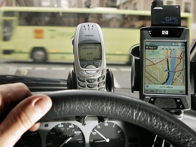 kemalangan disebabkan gps tabiat buruk teknologi