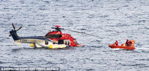 kemalangan helikopter super puma