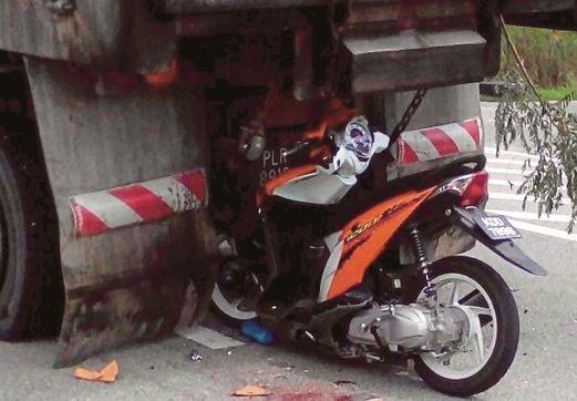 kemalangan motosikal