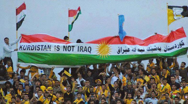kemerdekaan kurdistan dari iraq