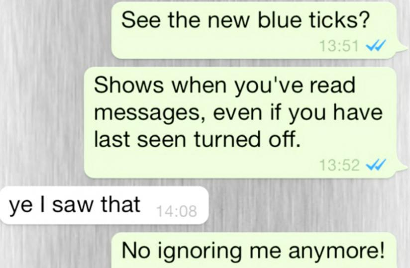 kena blue tick mengawal psikologi masyarakat 2